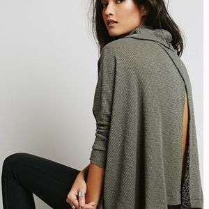 Free People Beach World Traveler Sweater